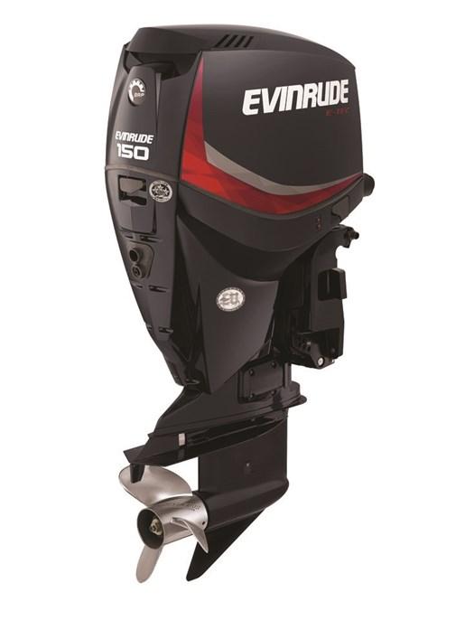 Evinrude e tec v6 150 hp e150dgl 2016 new outboard for for E tec outboard motors for sale