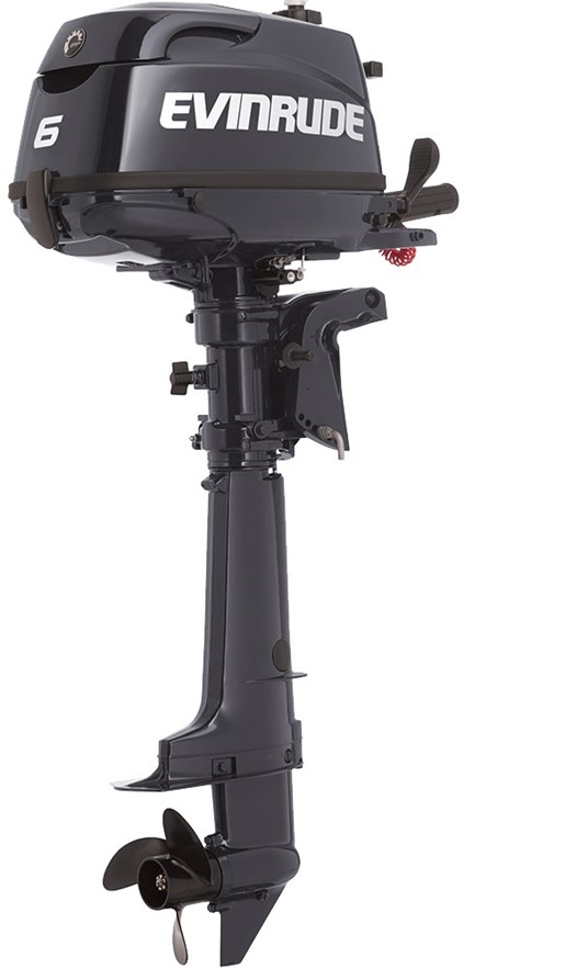 Evinrude Portable 6 Hp E6rg4 2016 New Outboard For Sale
