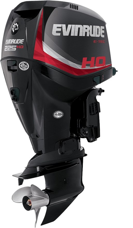 Evinrude E Tec High Output 225 H O E225hgl 2016 New
