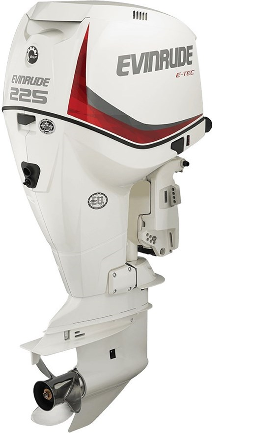 Evinrude E Tec V6 225 Hp De225cx 2016 New Outboard For