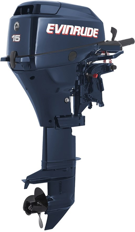 Evinrude Portable 15 Hp E15pl4 2016 New Outboard For