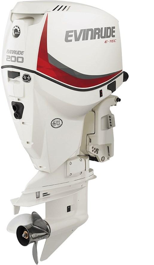 Evinrude E Tec V6 200 Hp E200dsl 2016 New Outboard For