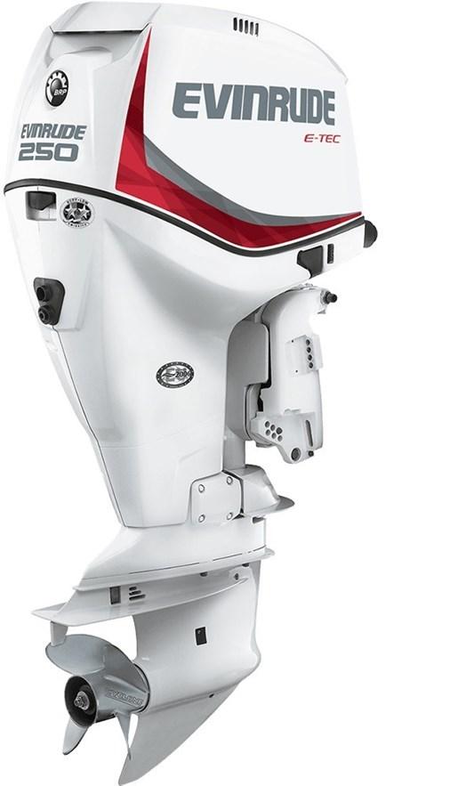 Evinrude e tec v6 250 hp de250dx 2016 new outboard for for E tec outboard motors for sale