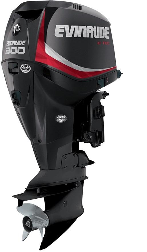 Evinrude e tec v6 300 hp e300dgx 2016 new outboard for 300 hp motor