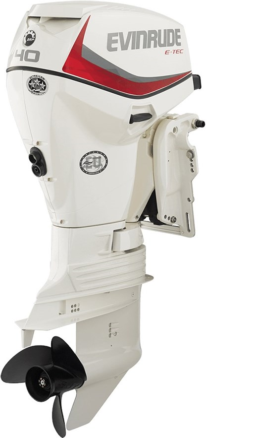 Evinrude e tec inline 40 hp e40dsl 2016 new outboard for for Evinrude outboard jet motors for sale