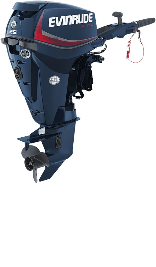 Evinrude E25drsaf 2016 New Outboard For Sale In Woodstock