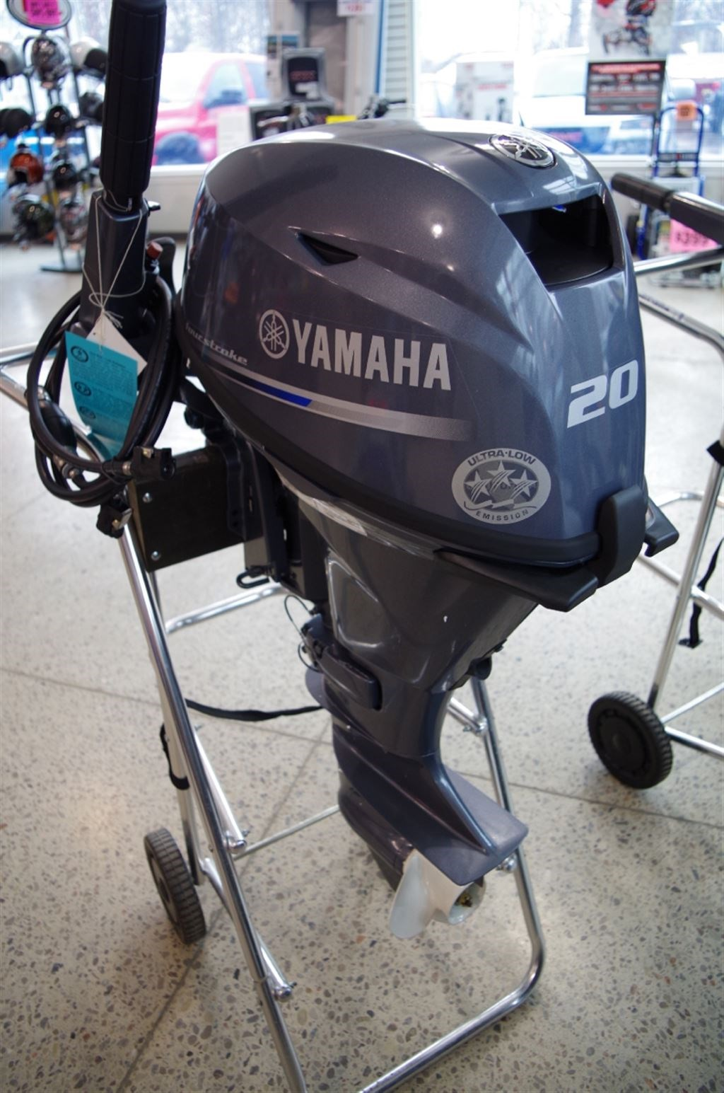 Yamaha f20 seha 2015 new outboard for sale in midland for Yamaha f6 price
