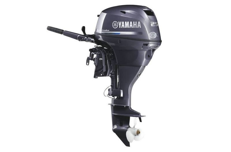 Yamaha marine f25lehb 2016 new outboard for sale in carp for Outboard motor for sale ontario