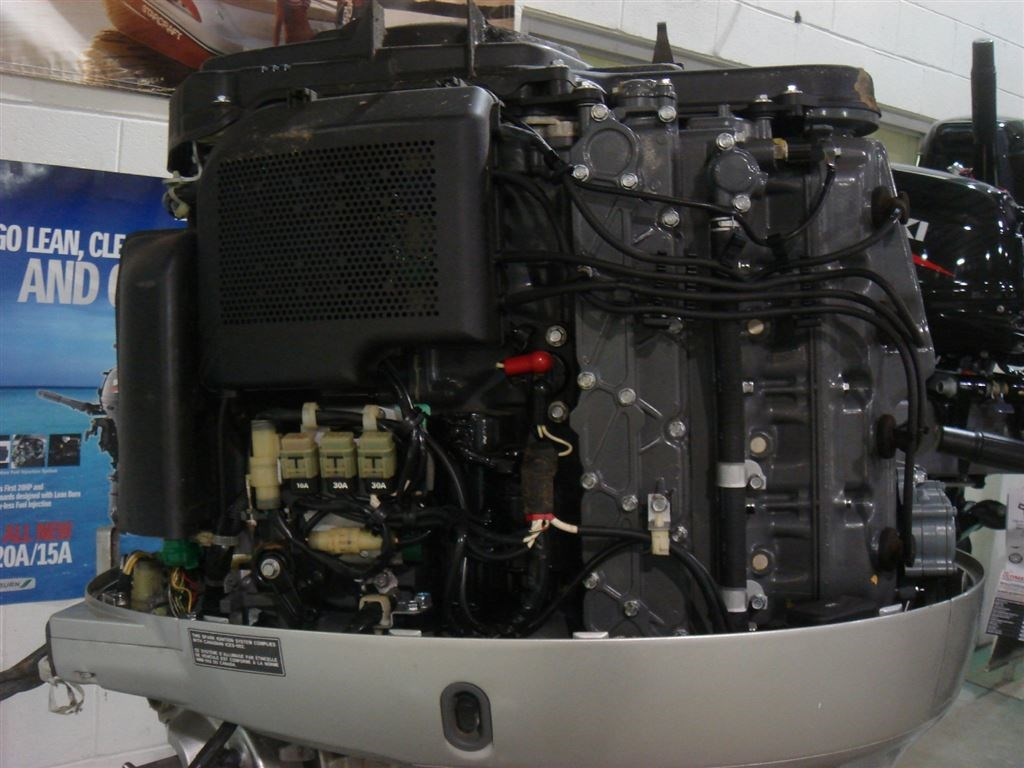 Honda Bf130 Efi Fourstroke 1999 Used Outboard For Sale In
