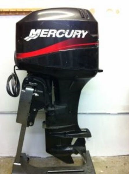 Mercury 40 Hp 2000 Used Outboard For Sale In Lake Joseph