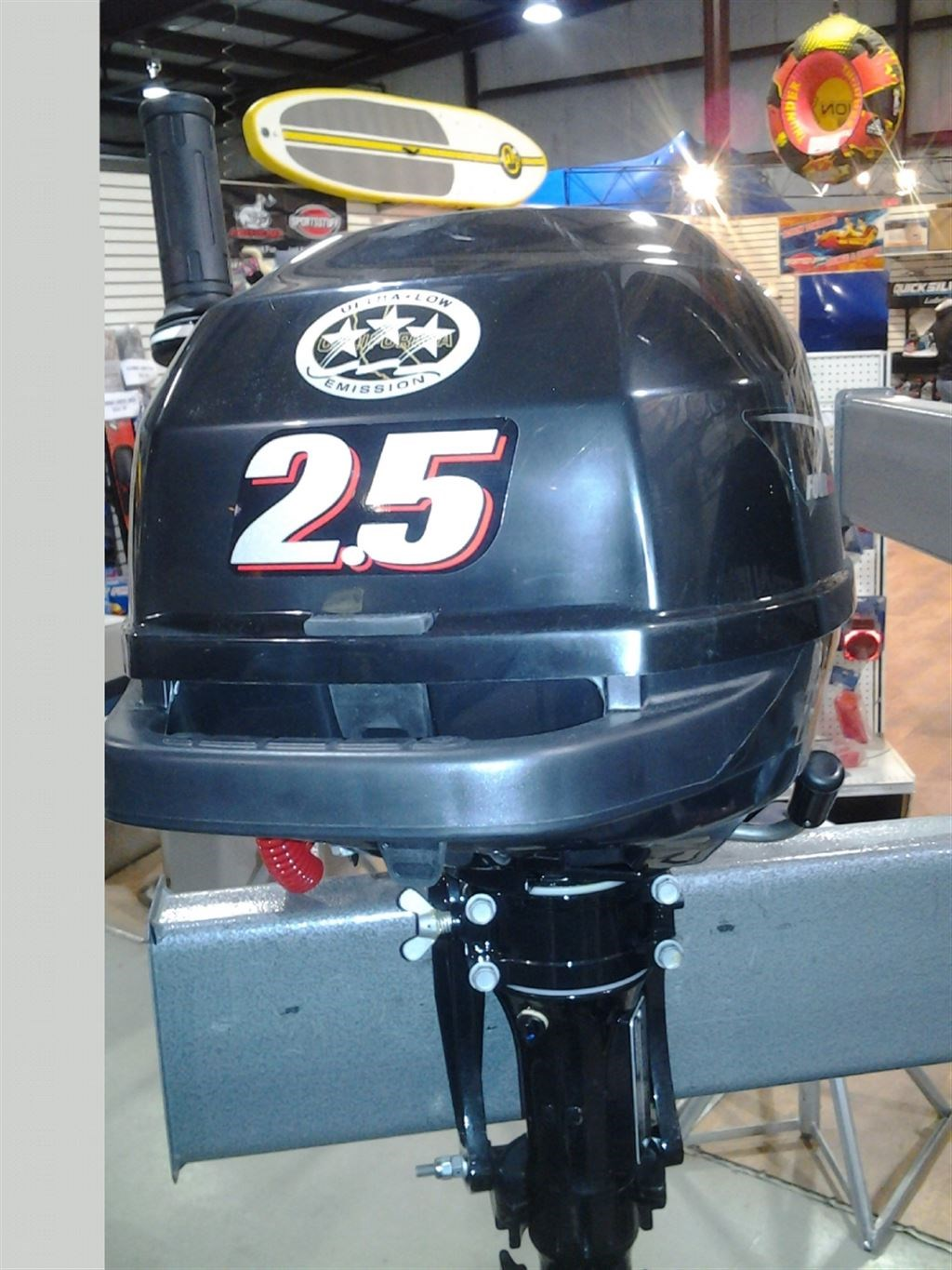 Suzuki df2 5 2016 new outboard for sale in ayr ontario for Suzuki outboard motor dealers