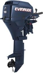 Evinrude Portable 15 HP - E15TEL4 2012