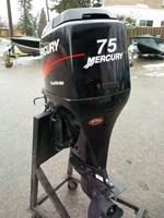 Mercury 75 ELPT 2001