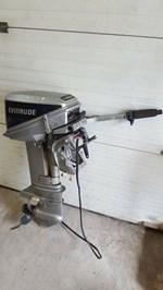 Evinrude 9.9 Electric Start 1988