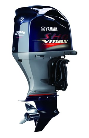 2016 Yamaha VF225 Vmax SHO - VF225LA Photo 1 of 1