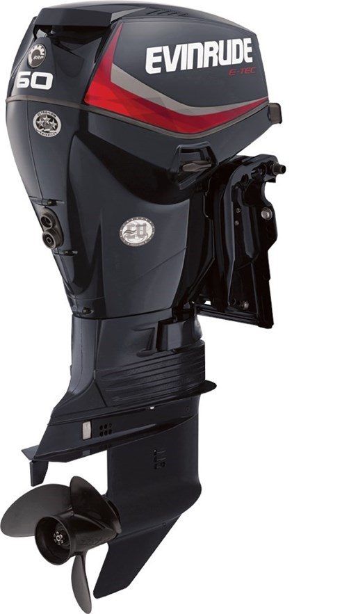 2016 Evinrude E-TEC Inline 60 HP - E60DPGL Photo 1 of 1