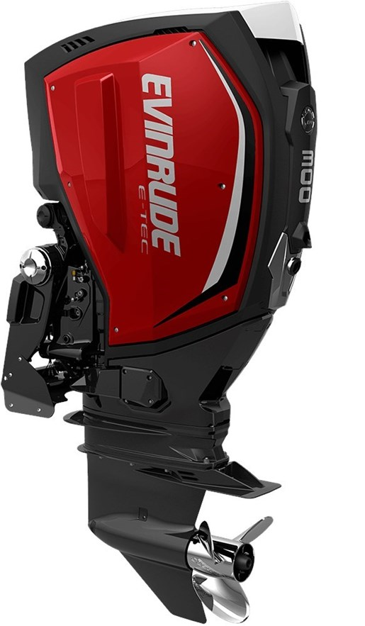 2016 Evinrude E-TEC G2 300 HP - E300ZU Photo 1 of 1