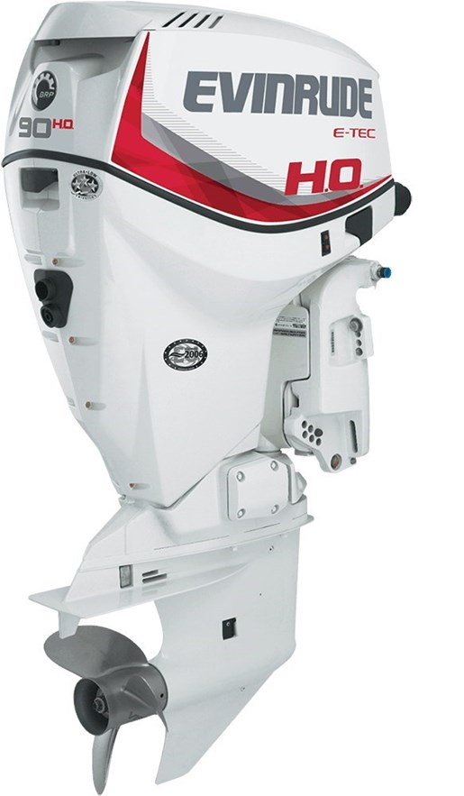 2016 Evinrude E-TEC High Output 90 H.O. - E90HSX Photo 1 of 1