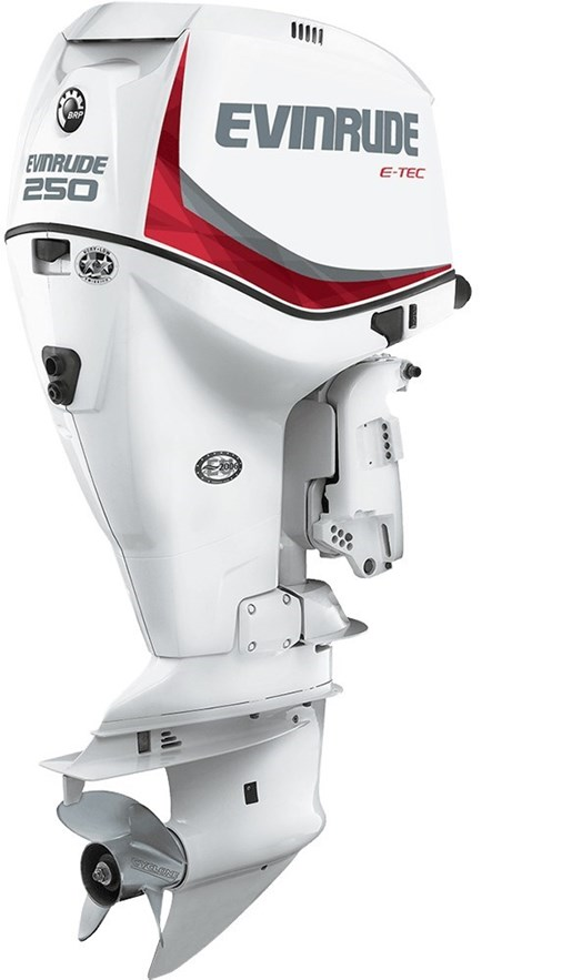2016 Evinrude E-TEC V6 250 HP - E250DCZ Photo 1 of 1