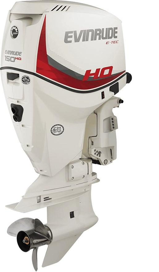 2016 Evinrude E-TEC High Output 150 H.O. - E150HSL Photo 1 of 1