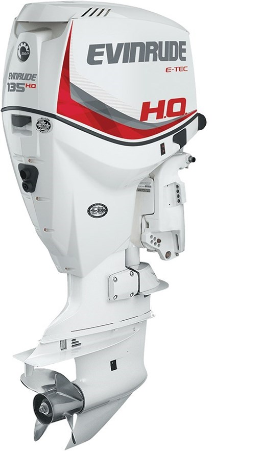 Evinrude e tec high output 135 h o e135hcx 2016 new for E tec outboard motors for sale