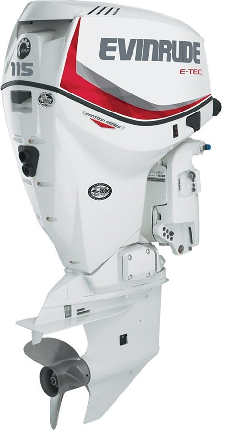 Evinrude E Tec Pontoon Series 115 Hp E115gnl 2016 New
