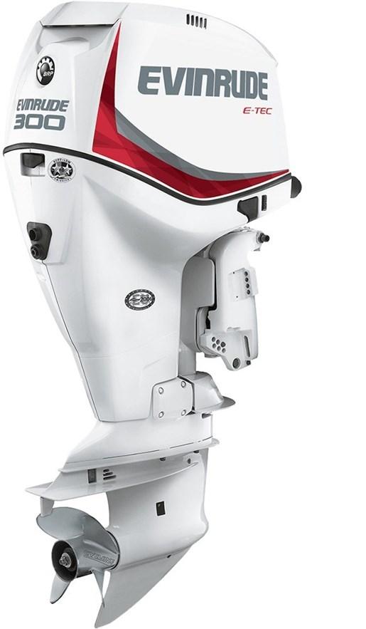 Evinrude E Tec V6 300 Hp E300dpx 2016 New Outboard For