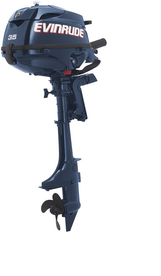 Evinrude portable 3 5 hp e3r4 2016 new outboard for sale for Outboard motor for sale ontario