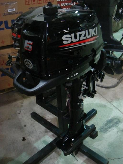 2017 Suzuki DF6AS Photo 3 of 4