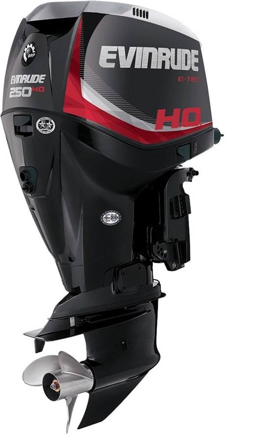 2016 Evinrude E-TEC High Output 250 H.O. - E250HGX Photo 1 of 1
