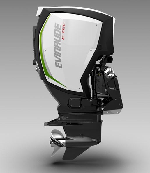 2016 Evinrude E-TEC G2 250 HP - E250Z Photo 1 of 1