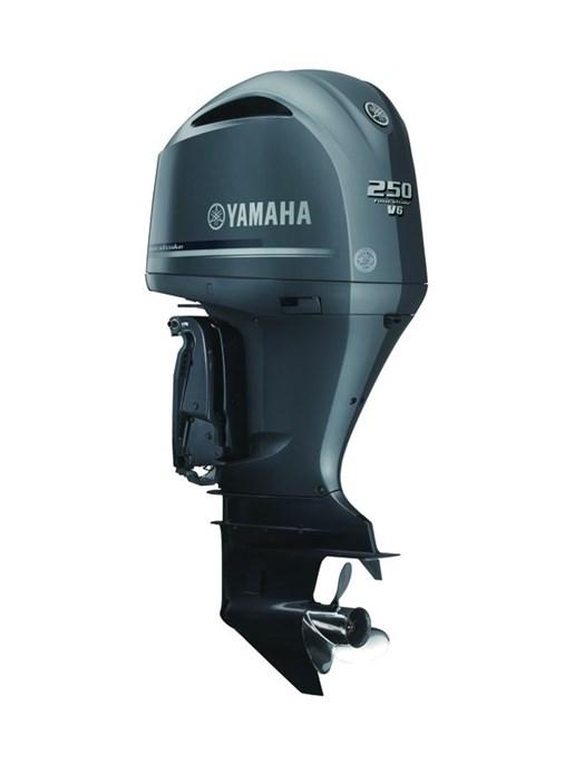 2016 Yamaha F250 4.2L Offshore - LF250XCA Photo 1 of 1