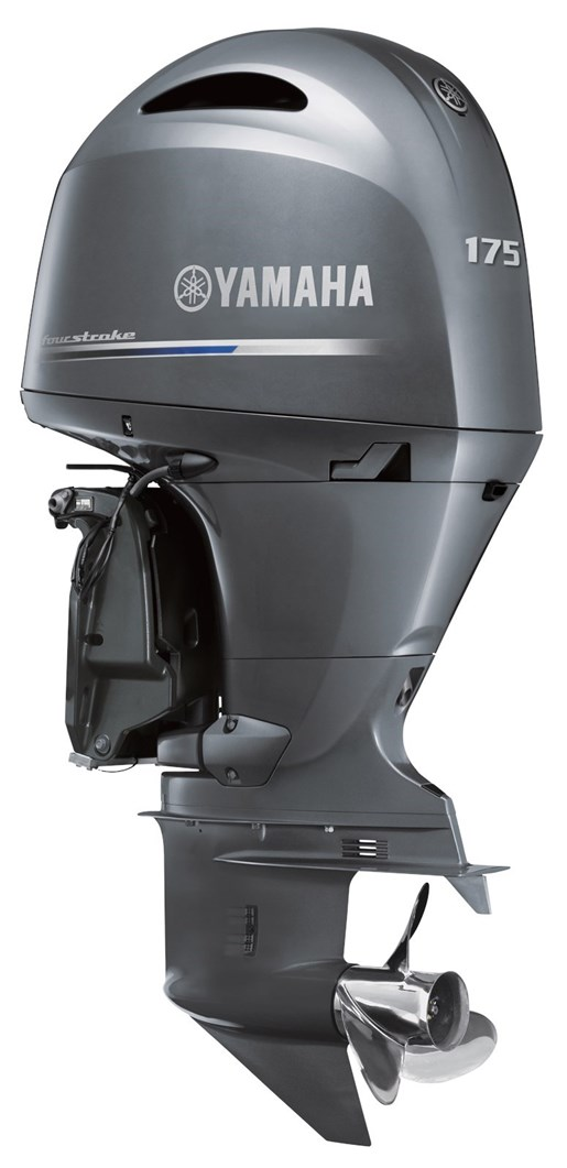 Yamaha f175 f175xa 2016 new outboard for sale in midland for Used 175 hp outboard motors for sale