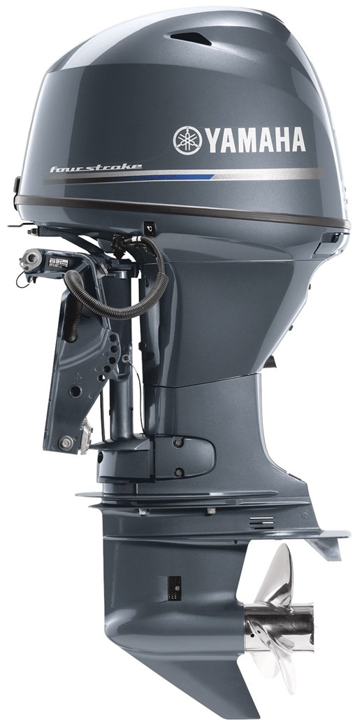 Hp Yamaha High Thrust  Stroke Outboard