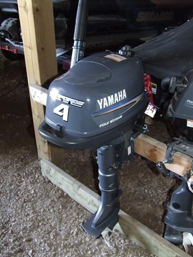 2007 Yamaha F4MSHG Photo 1 of 3
