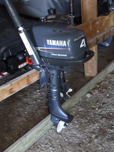 2007 Yamaha F4MSHG Photo 3 of 3