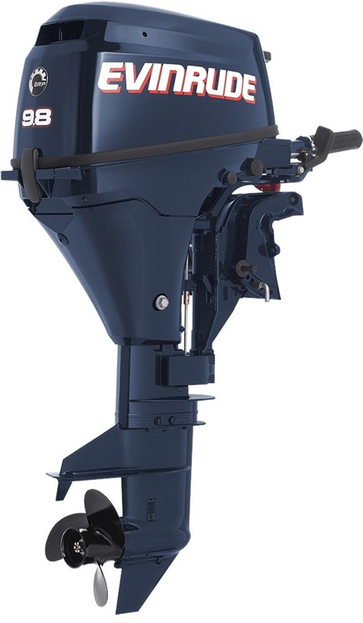 2016 Evinrude Portable 9.8 HP - E10EL4 Photo 1 of 1