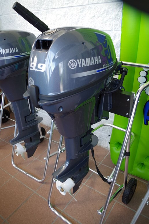 Yamaha f9 9 smhb 2018 new outboard for sale in midland for Outboard motor for sale ontario