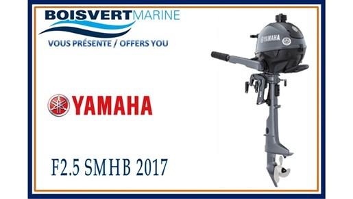2017 Yamaha F2.5SMHB Photo 1 of 2