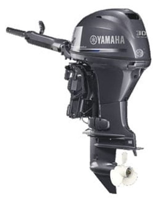 2018 Yamaha F30LA Photo 1 of 1