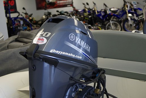 2018 Yamaha F20SPA Photo 3 of 9