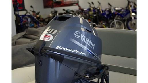 2018 Yamaha F20SPA Photo 5 of 9
