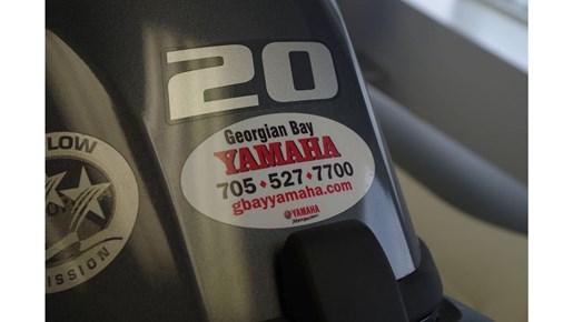 2018 Yamaha F20SPA Photo 7 of 9
