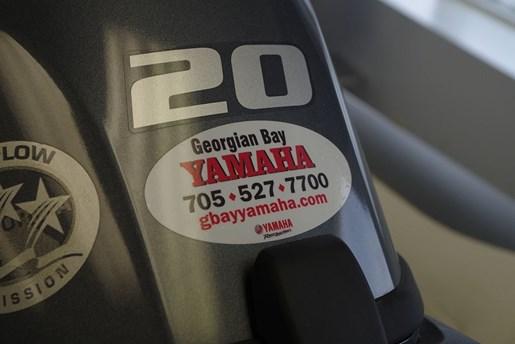 2018 Yamaha F20SPA Photo 7 of 8