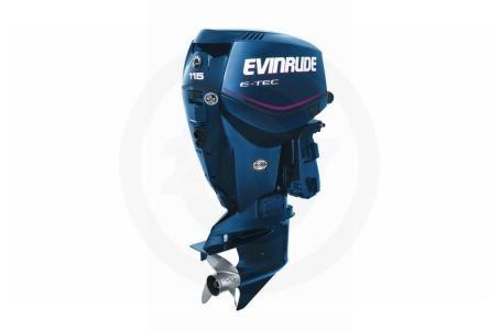2007 Evinrude E-TEC 60° 115 V4 (E115DPL) Photo 1 of 1