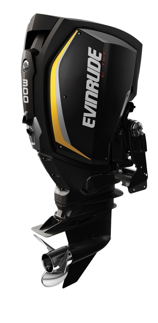 2017 Evinrude E-TEC G2 300 HP - A300XU Photo 1 of 1