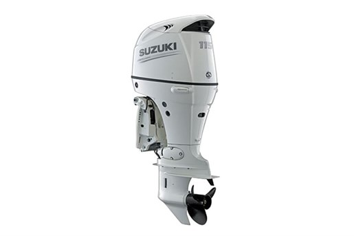 Suzuki df115 white 2018 new outboard for sale in ayr for Suzuki outboard motor dealers