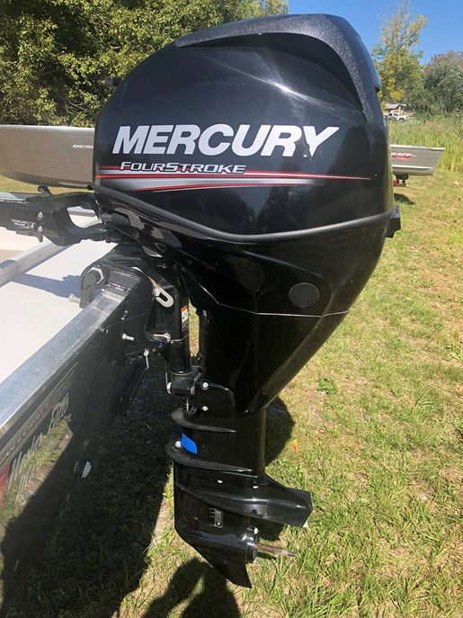 2017 Mercury ME 40ELHPT 4S EFI Photo 2 of 2
