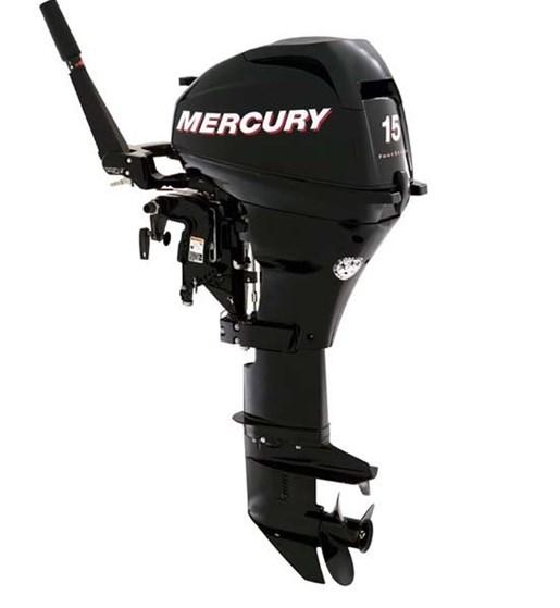 2017 SOLD! Mercury 15 MLH 4-Stroke Photo 1 of 2