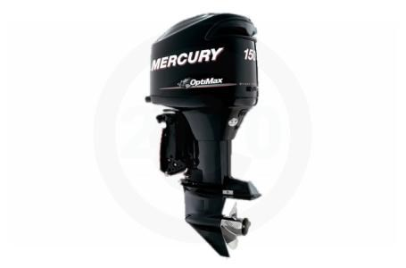 Mercury 150 optimax 2010 used outboard for sale in kenora for Outboard motor for sale ontario